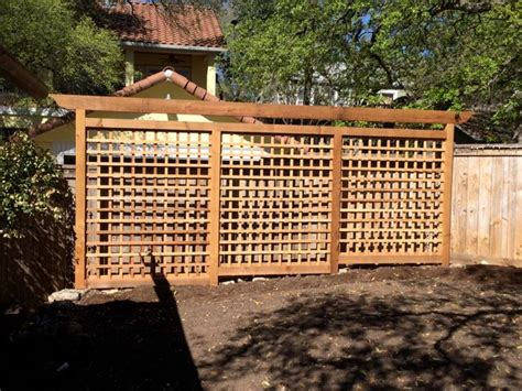 Tuscan Trellis other wood projects robert jarry
