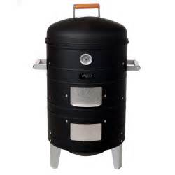 Meco charcoal water vertical bbq meat smoker black 5023i