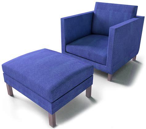 ikea karlstad armchair obiekt bim karlstad footstool and armchair ikea