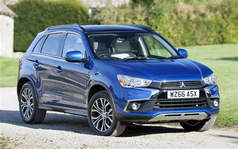 mitsubishi asx 2017 2017 mitsubishi asx launches in the uk