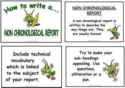 chronological biography definition 17 best images about non chronological reports on
