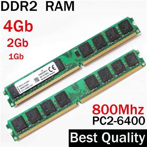 Laptop Ram 4gb 5 Jutaan 4gb ram ddr2 800 4gb 2gb 1gb ddr2 800mhz 4gb for amd for intel memoria ram ddr2 4gb single