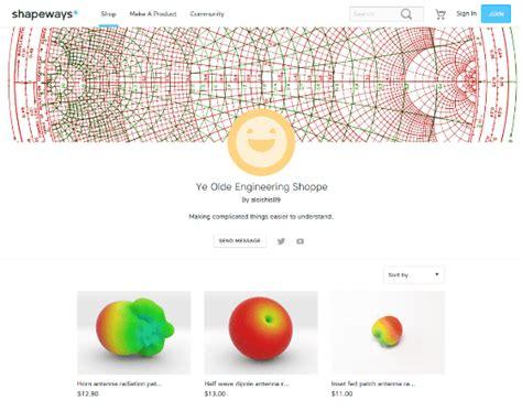 radiation pattern youtube 目には見えない電波がアンテナから放射される様子を3dプリントで可視化したモデル gigazine