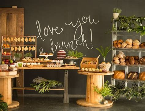 bridal shower ideas at a restaurant 6 nyc restaurants for a bridal shower brunch by blossom nyc s only luxury wedding