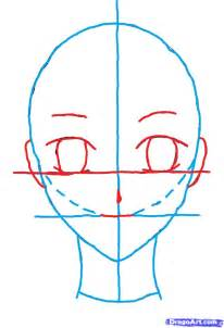 how to draw anime step by step how to draw beginners