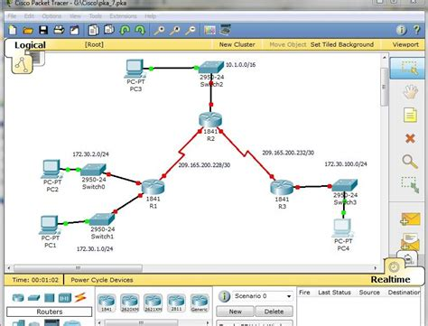 cisco packet tracer tutorial good for ccna cisco packet tracer cisco ccna exam answer and tips