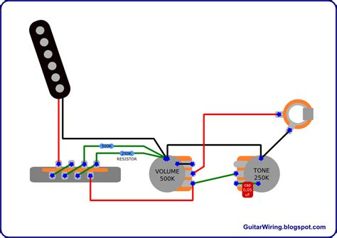 the guitar wiring diagrams and tips fender esquire