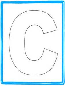c template letter c crafts on cactus craft preschool and