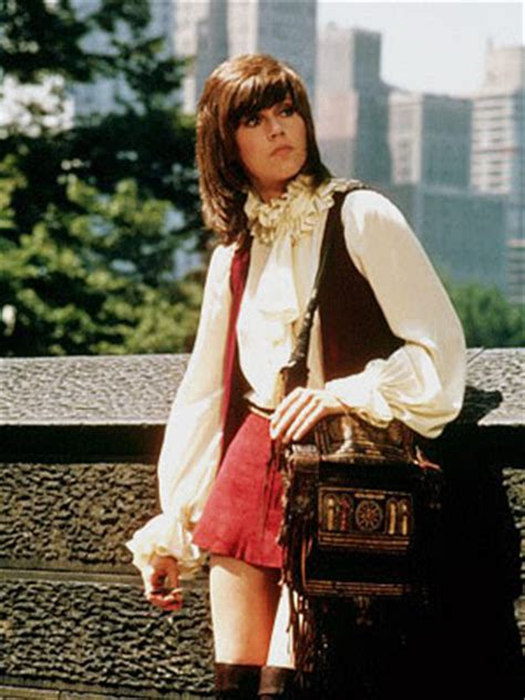jane fonda in klute see 10 of the most influential the hair hall of fame the klute
