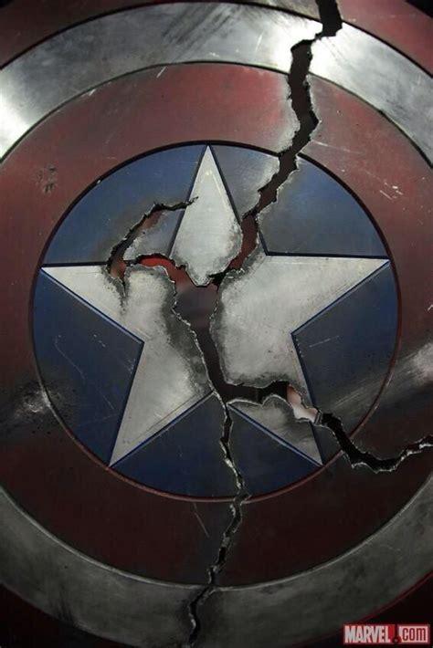 captain america broken glass wallpaper pinterest the world s catalog of ideas