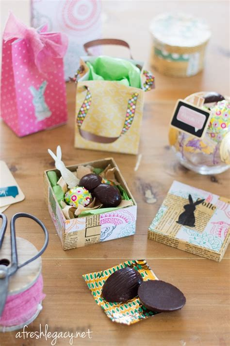 diy easter gifts diy easter gift wrapping ideas