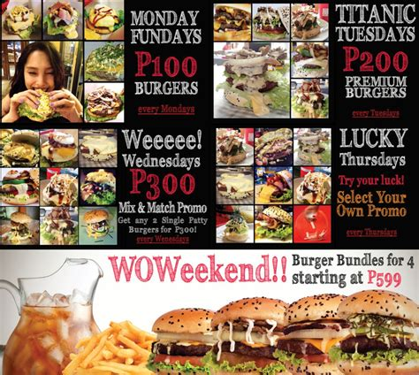 Backyard Burger Coupon by Backyard Burgers March Madness Davao Burgers At Backyard