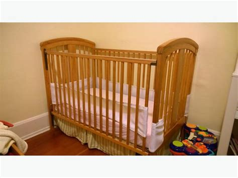 reduced price storkcraft 4 in 1 and all crib accessories