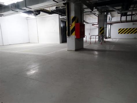 parking lots and garages floors and pavements bautech
