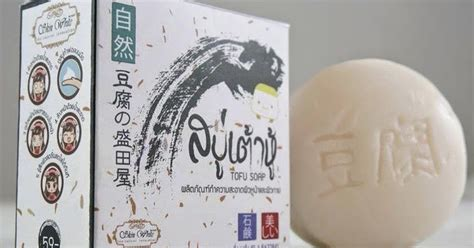 Tofu Pore Scrub imperfections review tofu soap snail soap and