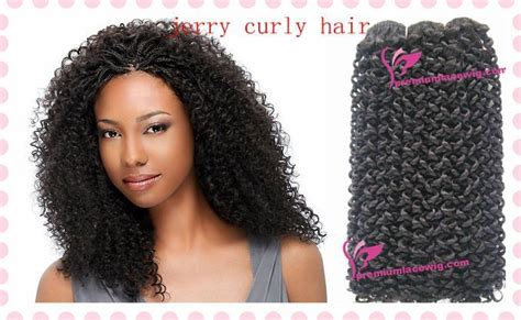 how to put in jerry curl weave indian remy jerry curl hair weave weft in hair extensions