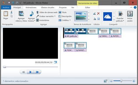 tutorial windows media movie maker tutorial windows movie maker 205 ndice tutoriales
