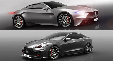 Tesla Designs Meet Umberto Palermo Design S Luce Concept And Tuned Tesla