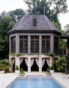 Cabana Pool House by Cabana Under Pool House Home Is Where The Heart Is
