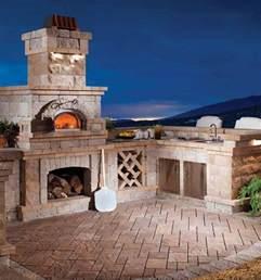 brick oven backyard built in brick oven in built in backyard kitchen new