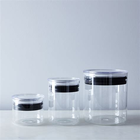 airtight food container glass airtight food storage containers on food52