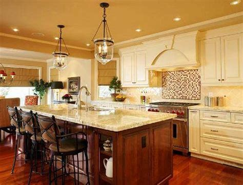 country kitchen island designs country modern kitchen island lighting home