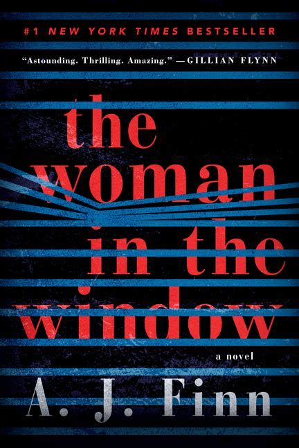 the in the window a novel books the in the window a j finn hardcover