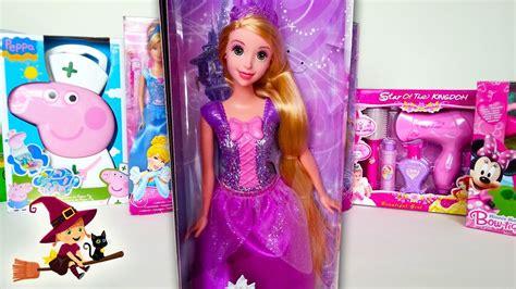 imagenes de juguetes inteligentes mu 241 eca de princesa rapunzel juguetes para ni 241 as