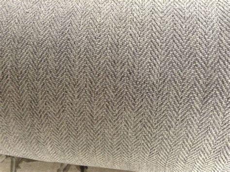 craft upholstery jersey silver grey herringbone tweed type curtain craft