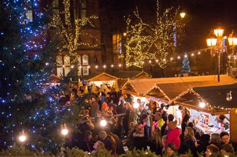 when is the chester christmas market 2015 chester chronicle
