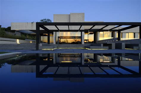 house concrete house design by a cero home design photos