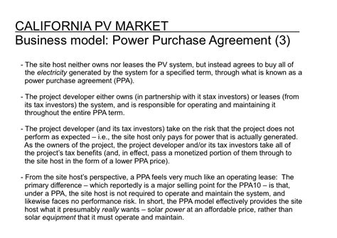 solar power purchase agreement template power purchase agreement template 28 images sle power