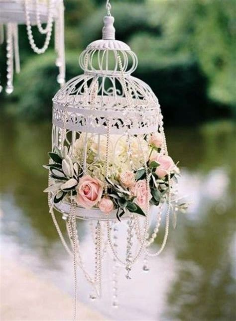 Small Bird Decorations by Best 25 Bird Cage Decoration Ideas On Wedding