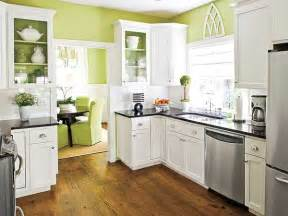 kitchen colors with white cabinets and the green bold beautiful kitchen color