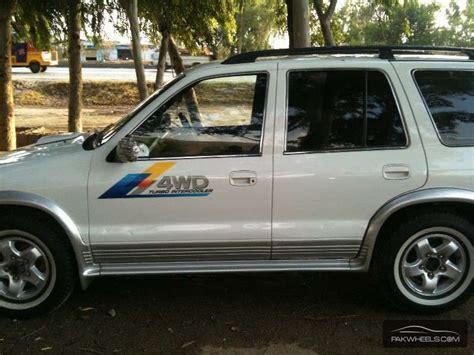 Kia Sportage Price In Pakistan Used Kia Sportage 2003 Car For Sale In Islamabad 893140
