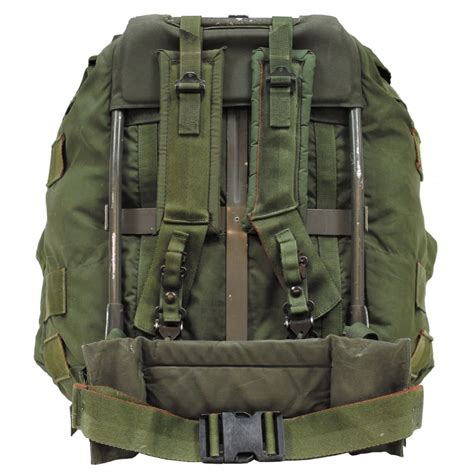 Tas Backpack Ransel Militery Dc Original original us rucksack bag army backpack daypack combat usa ebay