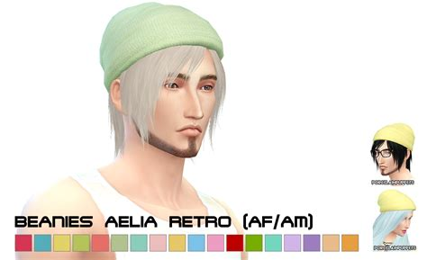 sims 4 beanie my sims 4 blog gtw slouchy beanie recolors by
