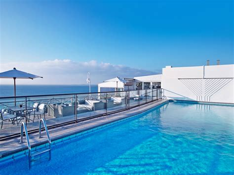 nice pool hotel features and activities le m 233 ridien nice