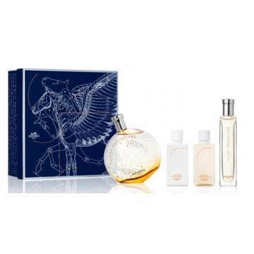 Promo Set Hermes Pl Terlaris coffret de parfum eau des merveilles parfum herm 232 s parfum pas cher femme