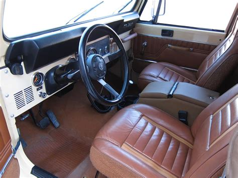 cj jeep interior 1983 jeep cj7 interior pictures to pin on pinterest