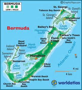 bermuda on a map map of bermuda bermuda map map bermuda worldatlas