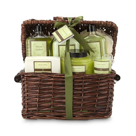 gift for tuscan gardens spa gift set gifts co uk