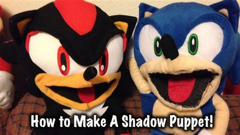 How To Make Paper Shadow Puppets - how to make a shadow puppet