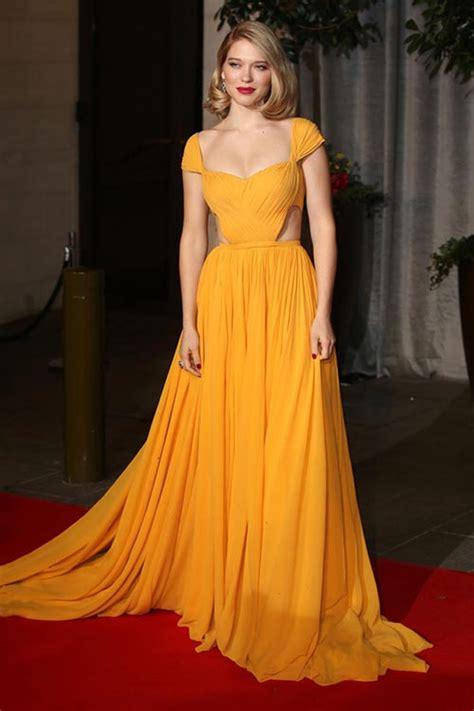 lea seydoux red carpet fashion awards bafta awards 2015 red carpet fashion fashionisers