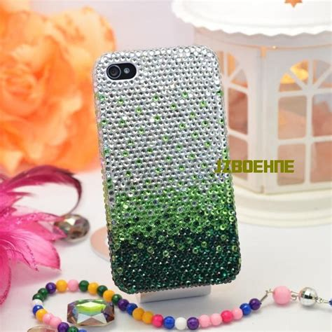ysl swarovski handmade casing iphone handmade iphone 4 iphone 5 cover