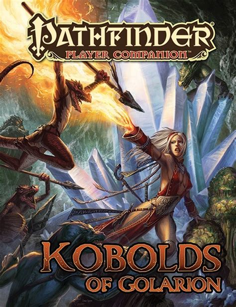 pathfinder player companion potions poisons books paizo pathfinder player companion kobolds of