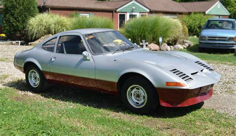 custom opel gt 11 second quarter mile 1970 opel gt ev