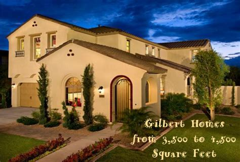big houses for sale in gilbert az
