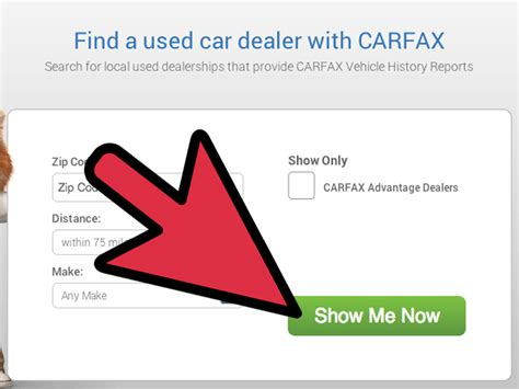 free carfax with vin number how to get a carfax for free 7 steps with pictures