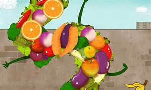 2 fruits a day 5 a day fruit and vegetables is a myth claims nutrition